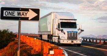 Des véhicules autonomes d'UPS commencent à transporter des marchandises